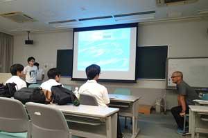 龍谷大学研究室訪問3