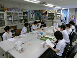 龍谷大学研究室訪問5