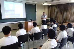 龍谷大学研究室訪問6