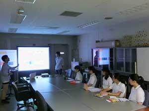 龍谷大学研究室訪問8