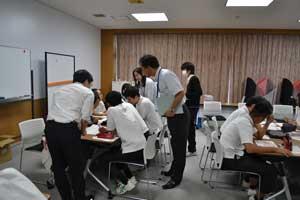 中学_納税教室の様子2