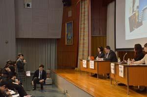 ヒルトン大阪特別講演2