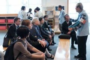 人と防災未来センター訪問